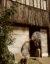 安本さんの作品には、ヒロハノウシノケグサやフォックステイル、ナガホハネガヤなど、実家のあるフランス南西部原産の植物が取り入れられている。