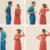 【置いてきぼりにされる】 (男性)Nouveau Richeのジャンプスーツ (女性)Markooのドレス